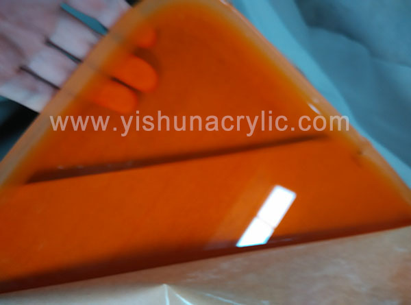 Fluorescent Acrylic Sheet - Guangdong Yishun Material Limited