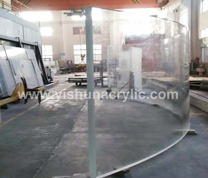 clear thick cast acrylic sheet for aquarium - Guangdong
