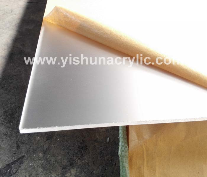 Frosted Acrylic Sheet - Guangdong Yishun Material Limited